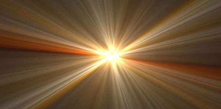Foto de O que é a luz