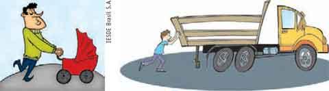 A intensidade da força que atua sobre um corpo é igual ao produto de sua massa pela aceleração que ele adquire