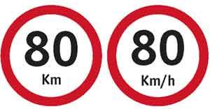 Velocidade distância
